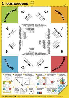 """Hola: Compartimos una infografía sobre """"Desarrollando nuestras Emociones con un Divertido Juego"""". Un gran saludo.  Elaboración: Babulinka Books Puedes descargar el formato en B/N y a Full Col..."""