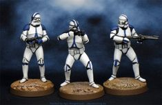 Agis Page of miniature painting and gaming - Clone Wars 501st Legion, Mace Windu, Capital Ship, Galactic Republic, Battle Droid, Star Wars Pictures, Jedi Knight, Dark Lord, Clone Trooper