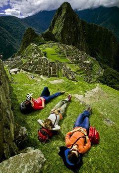 Machu Picchu está en la Lista del Patrimonio de la Humanidad de la Unesco desde 1983, como parte de todo un conjunto cultural y ecológico.   Para más información ingrese a: http://pinterest.com/almarviajes/cont%C3%A1ctenos/  . Equipo de Almar Viajes  EVyT - LEG 15220 - RESO 1040 / 2012