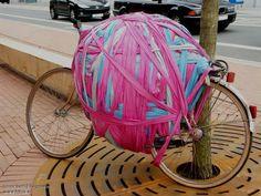 Fahrradschloß