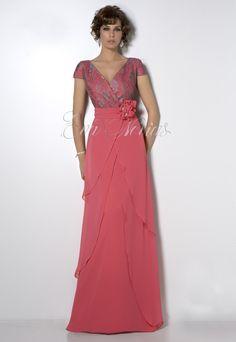 ec269a90d Vestido de fiesta Madison Diseño modelo 1541 en  Madrid