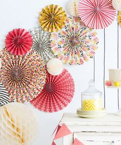 Another great find on #zulily! My Story Party Fan Set #zulilyfinds