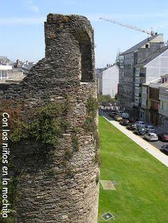 #Lugo Ciudad llena de encanto e historia. Su muralla romana es #PatrimonioDeLaHumanidad (archivo) #archivo http://blgs.co/0LOGJg