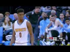 Philadelphia 76ers vs Denver Nuggets - March 23, 2016 - YouTube