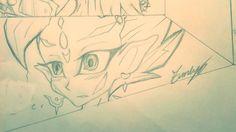 "Little comic! ""Naughty duel"" :P last part ^w^ Art by @Zumiya73 |Asutoraru-kun! •3• ♡ ♡ ♡ ♡ ♡"