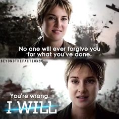 { #eatoncakeedits #insurgent } This was my second favorite… by @beyondthefactions - PICBI