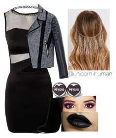 """""""Untitled #876"""" by unicorn-human on Polyvore featuring Neil Barrett, ALDO and Forever 21"""