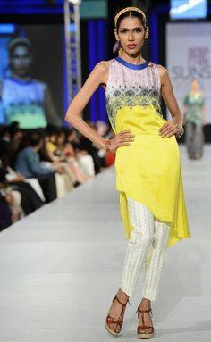 Sania Maskatiya summer Collection 2013 at PFDC Fashion Week