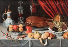 Jan Albertsz. Rotius (1624-1666) — Still Life (880×610)