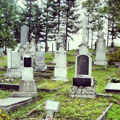 Cementery cz