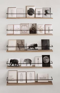 Display Shelves (picture by Apartment 34 and Still House) Home And Deco, Retail Design, Store Design, Interior Inspiration, Daily Inspiration, Design Inspiration, Interior And Exterior, Interior Shop, Kitchen Interior