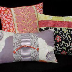 expertly crafted from vintage kimono & obi by KimonoArtStudio