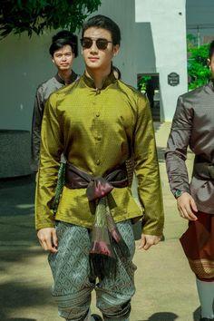 Traditional Thai Clothing, Yangon, 24 Years, Burmese, Cambodia, Bad Boys, Thailand, Saree, Asian