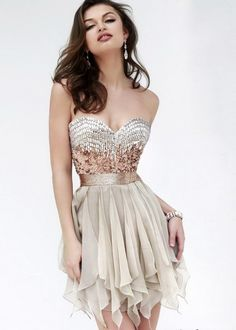 astonishing Sparkly Beaded Nude Short Ruffled Strapless Cocktail Dress [Sherri Hill 1934 Nude] - $185.00 : Hot Trends Homecoming Dresses,Prom Dress,Wedding Dress,Bridesmaid Dresses,Prom Shoes For Prom & Homecoming 2015 On Sale by Jasmine in Retroterest. Read more: http://retroterest.com/pin/sparkly-beaded-nude-short-ruffled-strapless-cocktail-dress-sherri-hill-1934-nude-185-00-hot-trends-homecoming-dressesprom-dresswedding-dressbridesmaid-dressesprom-shoes-for-prom-homec/