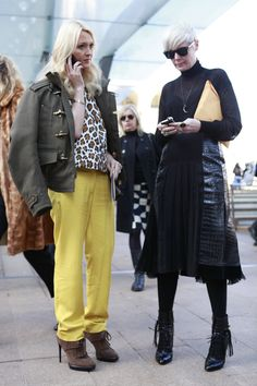 Los mejores looks de Street Style en la Semana de la Moda de Nueva York: Kate Lanphear