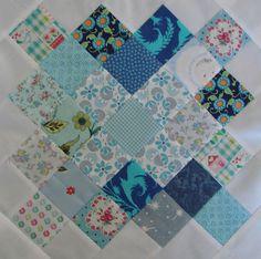 dream quilt create, great granny square
