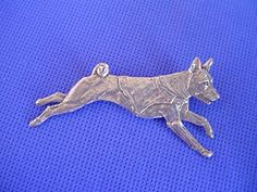 Basenji Pin Lure Coursing Pewter SightHound Dog Jewelry Cindy A Conter Dog Jewelry, Pewter, Carving, Dogs, Animals, Tin, Animales, Animaux, Wood Carvings