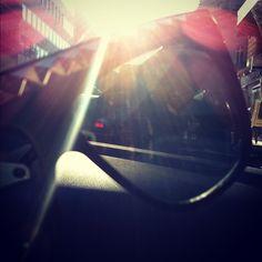 I love sunglasses ☀