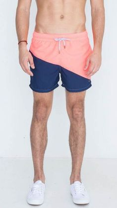 Retros swim trunks are made for the man who craves an active and vibrant lifestyle.