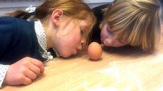 proefjes met eieren (zout 3) - YouTube