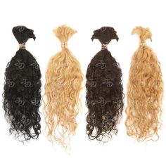 Extensiones de pelo suelo rizadas de nuestra línea Premium. Si tienes el pelo rizado u ondulado tienes que probarlas. ¡No podrás vivir sin ellas!