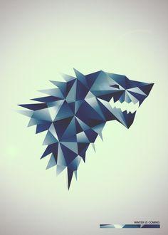 Stark poster