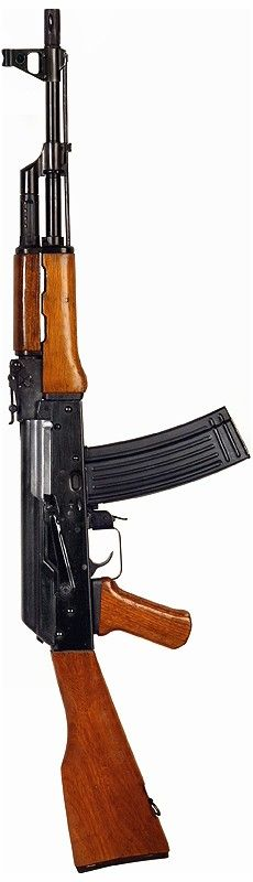 Norinco Type 84S - 5.56x45mm NATOLoading that magazine is a pain! Get your Magazine speedloader today! http://www.amazon.com/shops/raeind