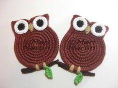 crochet coasters - Google Search