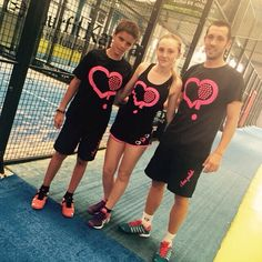 I Love Padel Vaya trio  #miriam #josealfonso #alvaro !! Gracias Alvarito por la visita , nos encanta tenerte por aquí todos los años #ilovepadel
