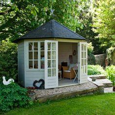 Create the perfect retreat | Summerhouse style - 10 ideas | PHOTO GALLERY | Housetohome.co.uk