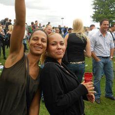 Ruby & Me on Rock It.....