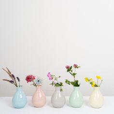 Pastel Mini Vases