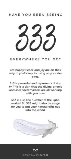 How To Manifest With Angel Numbers: What Do They Mean? How To Manifest With Angel Number 333 Angel Number Meanings, Angel Numbers, Numerology Numbers, Numerology Chart, Numerology Calculation, Spiritual Meaning Of Numbers, Spiritual Messages, Number 333, Life Path Number