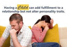 Can Having A Baby Improve Your Declining Relationship With Your Partner?