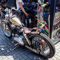 Ironhead Nice xl chopper