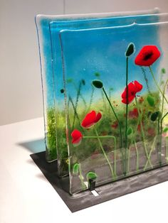285 best images about Fused Glass Bowls on Pinterest