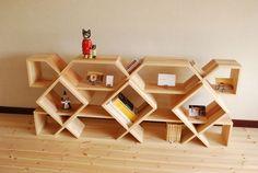 Honeycomb | マエダ木工 | 福井のオーダーメイド家具製作