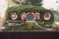 """Creatin' Contest Honorable Mention """"Cottage in the Shire"""" by Susan Gerety"""