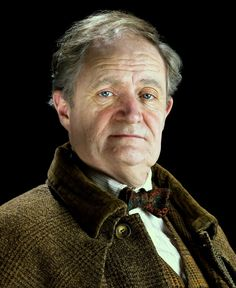 Jim Broadbent as Father Dominic, because this man's face emits experience, generosity and knowledge. Perfect.