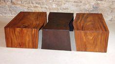 Table basse Sablier - Duramen