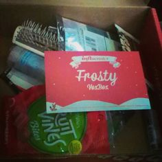 Christmas time so here's comes the Frosty VoxBox