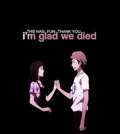 Death Parade (yes, it is an anime about dying. And there are still. Tons. Of. Feels.)