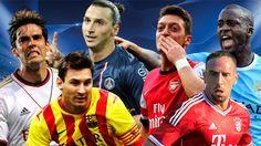 Champions League: hora y canal de los partidos de octavos de final #Depor