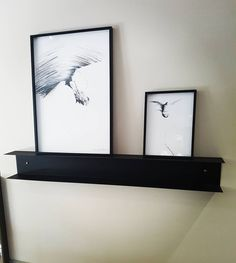 we custom make to fit your space Steel Channel, Your Space, Floating Shelves, Shelving, Shelf, Frame, Fit, How To Make, Home Decor