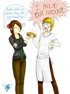 funny hunger games | Funny Art: Hunger Games | teenfictionbooks