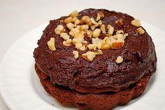 Milk Chocolate Mini Bundt Cakes