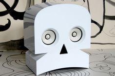 MinuSkull by Kuntzel + Deygas.