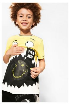 Camiseta con pizarra para pintar - Angel | Desigual.com 8058