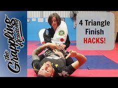 Gym Hacks - 4 Awesome hacks to finish a triangle - Every time! Fitness & Diets : Move it Or Lose It source for fitness Motivation & News Fitness Diet, Fitness Motivation, Jiu Jitsu Techniques, Ju Jitsu, Self Defense Techniques, Chiropractic Wellness, Brazilian Jiu Jitsu, Boxing Workout, Aikido