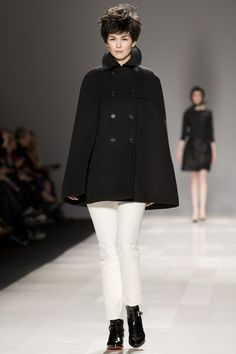 Fall cape - Joe Fresh